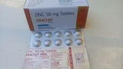 zinc 50 mg tablet