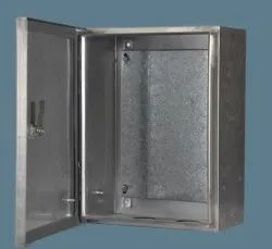 Square Stainless Steel Panel Box