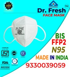 ISI N95 Reusable Face Mask With Adjusters