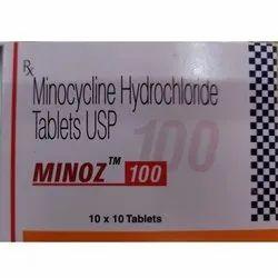 Minocycline Hydrochloride Tablets USP