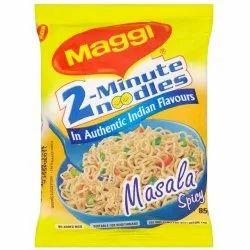 Nestle Maggi Masala Noodles, Packaging Size: 85g