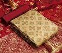 Banarasi Jeuard Dress Material
