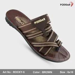 Poddar Muticolor Gents Casual Footwear, Size: 6*10 , model Number: Rocky-5