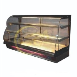 3 Shelves Bakery Counter