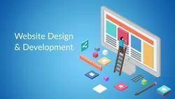 PHP/JavaScript Responsive Website Development Service, With 24*7 Support