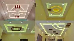 Interior Designer Service, Work Provided: False Ceiling/POP/Modular Kitchen