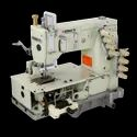6 Needle Elastic Attaching Machine With Metering Device