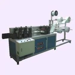 Three Layer Face Mask Making Machine in India