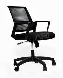 Black Office Mesh Chair
