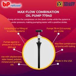 Max Flow Combination Oil Pump