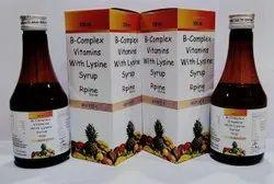 Multivitamins+Minerals+Antioxidant+Llysine(Carton) Syrup