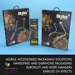 Earphone Packaging Boxes
