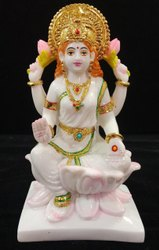 Polyresin Laxmi Statue