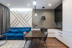 3 Bhk Flats Interior Designing Services
