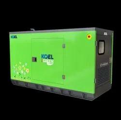 40 KVA Kirloskar Silent Diesel Generator Set