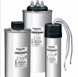 LV Aluminum Can Capacitor