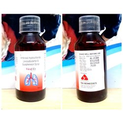 Vicof LS Cough Syrup, Packaging Type: Bottle
