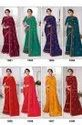 Ladies Soft Vichitra Silk Saree