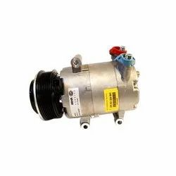 MAHLE Behr AC compressor and cooling coil
