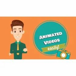 Vector MP4 3D Animated Video Service, Pan India