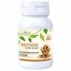 La Nutraceuticals Yashimadhu (Gastric Wellness) 60 Pure Veg Capsules