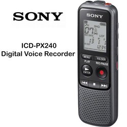 MP3 Digital Voice Recorder ICD-PX240