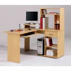 L Shape Computer Table