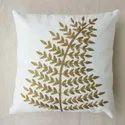 Cotton Embroidered Home Decor Decorative Boho Car Sofa Chair Cushion Cover 40x40 CM