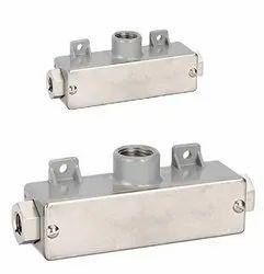 Dwyer 629C-05-CH-P2-E5-S1-3 Wet Differential Pressure Transmitter Range 100 PSID