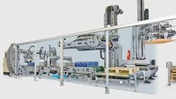 Automatic Barbecue Sauce Packaging Line