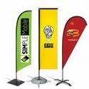 Promotional Banner Flags