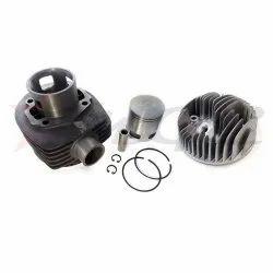 Vespa PX LML 150cc Cylinder Piston Wrist Pin Assembly - Reference Part Number C-4709840