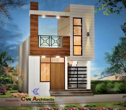 50 Yard Villa Ready To Move in Noida