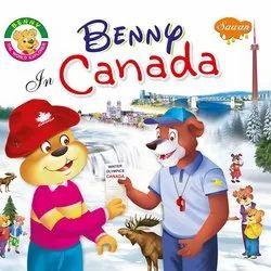 Benny The World Explorer Stories Different Books