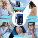 Oriley Fingertip Pulse Oximeter With OLED Display Blood Oxygen
