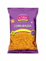 Kiyan Corn Bhujia, Packaging Type: Packet, Packaging Size: 80g