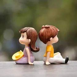 Lover Couple Miniature Showpiece (Style 38 - Style 39)