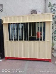 Modern Security Cabin