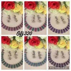 Oxidized Jewellery Necklace Set