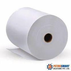 Petrosmart White Thermal Paper Roll 57mm 15 Meters, GSM: 80 - 120 GSM