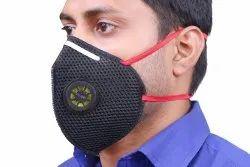 Phobia N-95 Mask With Respirator