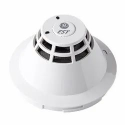24V Photoelectric EST Smoke Detectors, For Industrial Premises