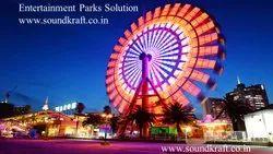 6 Months Amusement Entertainment Water Parks Solution, Pan India