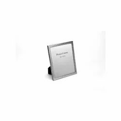 Knitted Design Silver Photo Frame, Size-8X10