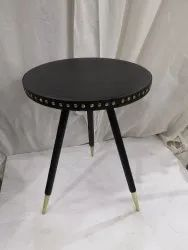 Vintage Art Standard Iron Table, For Home