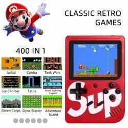 新Sup游戏盒400在1,控制器:无线