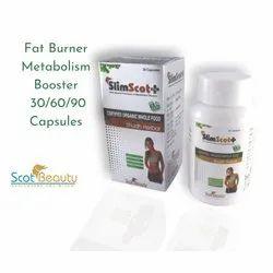 Fat Burner Metabolism Booster Capsules