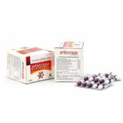 Ayurvedic Arthoveda Anti Inflammatory And Analgesic Capsules, Holy Ayurveda, Packaging Type: Blister