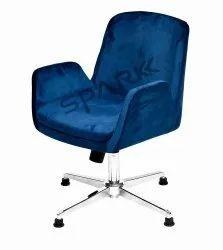 Blue Lounge Chair