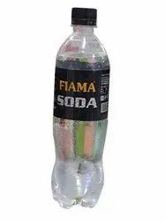 Fiama Soda Water, Packaging Size: 600ml, Packaging Type: Bottle